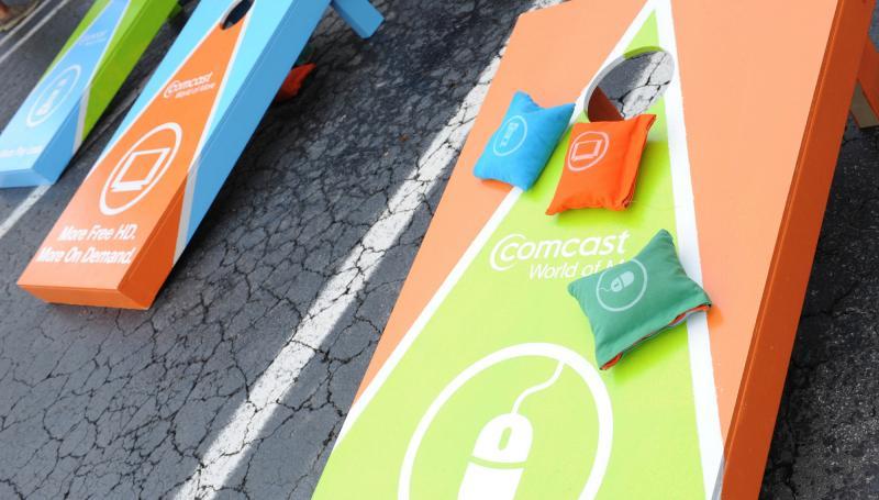Comcast Work Image